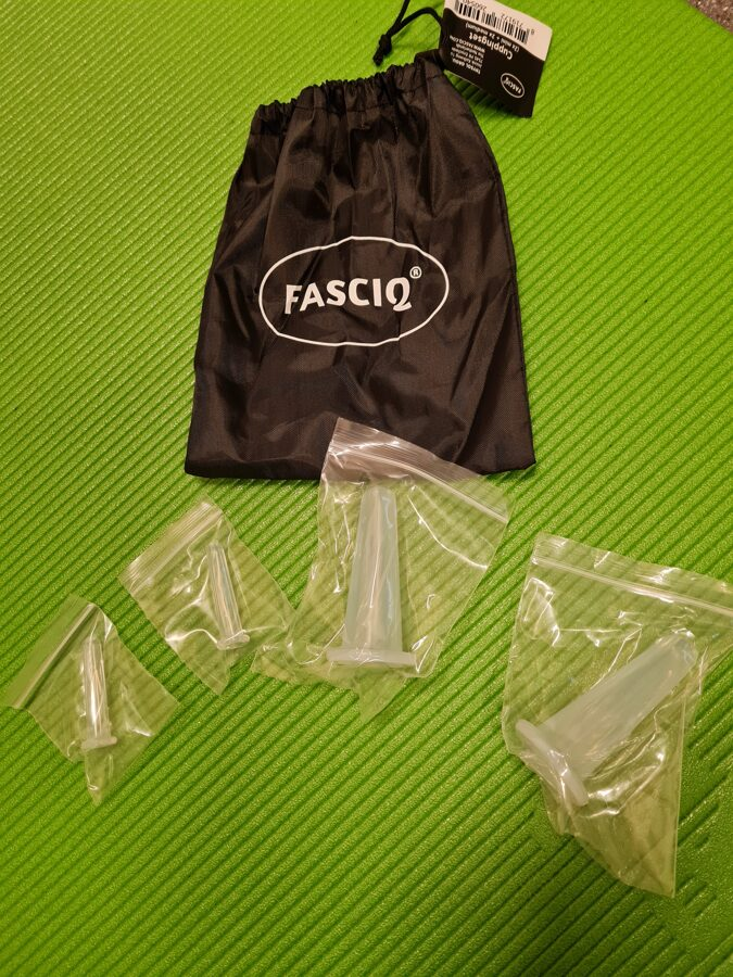 Silicone Cupping Set for FACE