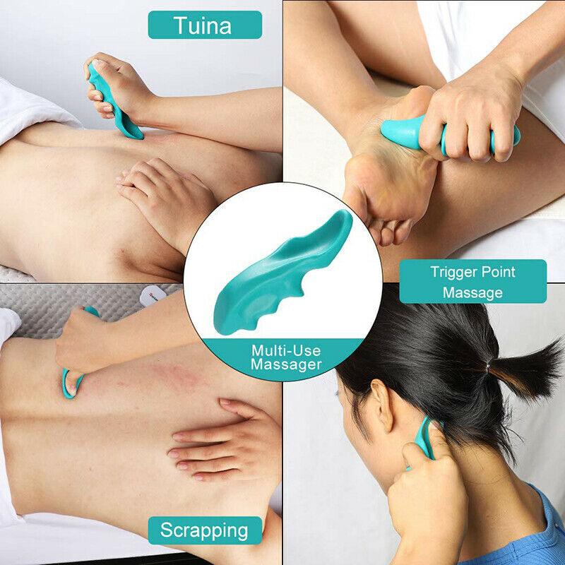 Manual Thumb Saver Massager