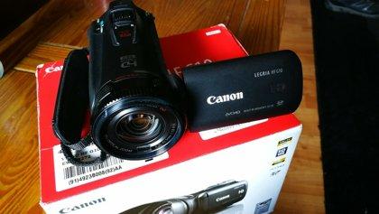 Video camera recorder Canon Legria HF G10